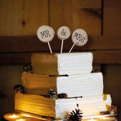 Letter Wood Cake Topper (6 Pieces) (119103291)