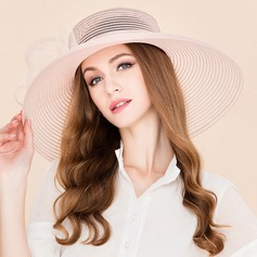 Ladies' Simple/Eye-catching/Pretty Polyester Floppy Hat