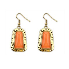 Sexy Alloy Resin With Imitation Crystal Women's Fashion Earrings