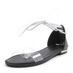Kvinner Flat Hæl Sandaler Flate sko sko