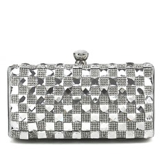 Elegant Metal Clutches