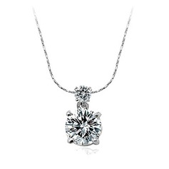 Sparking Alloy Ladies' Necklaces