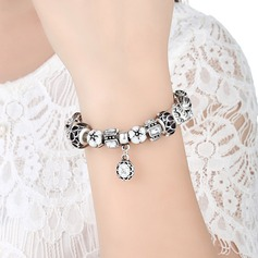 Chic Alloy/Silver Plated Ladies' Bracelets