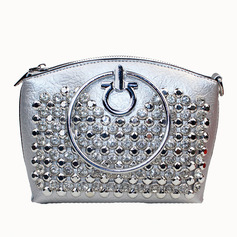 Unique PU Clutches/Wristlets/Top Handle Bags/Evening Bags