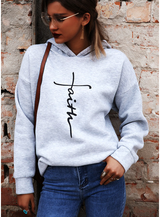Figure Long Sleeves Hoodie