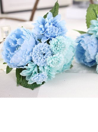 Cute Bear Free-Form Fabric Bridesmaid Bouquets/Decorations -