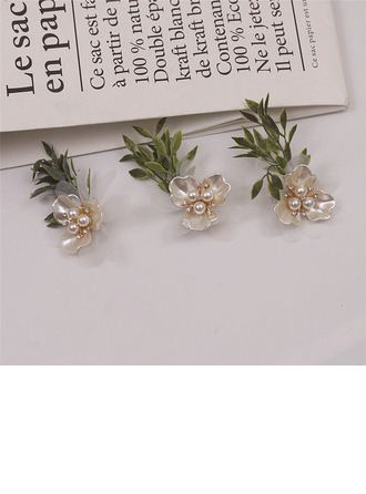 Pretty Alloy Hairpins (Set of 6)