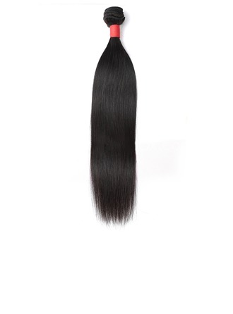 5A Virgin/remy Straight Human Hair Clip in Hair Extensions (Sold in a single piece) 100g