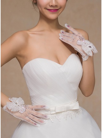 Lace Bridal Gloves