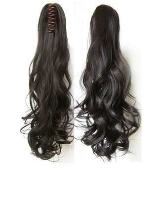 Loose Synthetic Hair Ponytails (Sold in a single piece) 180g