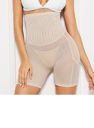 Women Sexy Polyester/Chinlon Breathability High Waist Shapewear