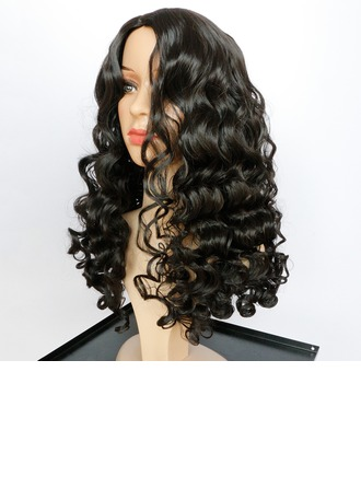 Deep Wavy Long Layered Synthetic Wigs African American Wigs
