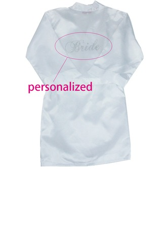 Personalized Polyester Bridal/Feminine Robe (20 letters or less)