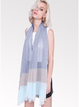 Light Weight/simple Cotton Scarf