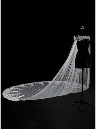 Lace Tulle Wedding Wrap