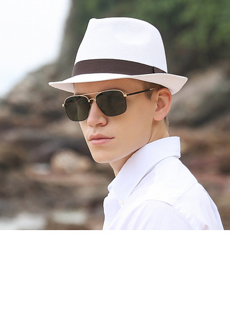 Mænd Classic/Enkle Fedora Hat/Panama Hat