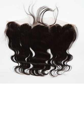 "13""*4"" 4A Non remy Body Human Hair Closure (Sold in a single piece)"