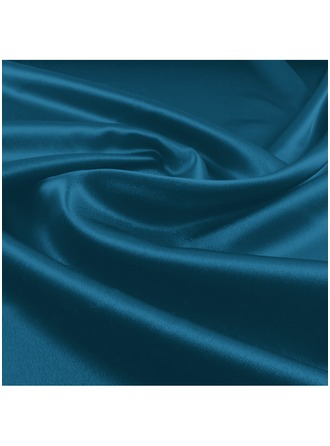[Gratis levering] Satin Fabric ved 1/2 Yard