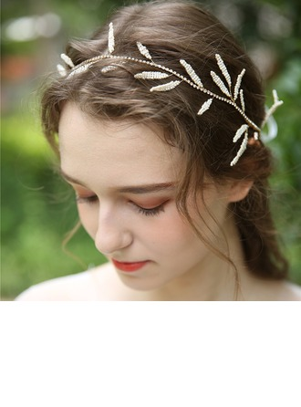 Ladies Beautiful Beads Headbands (Sold in single piece)