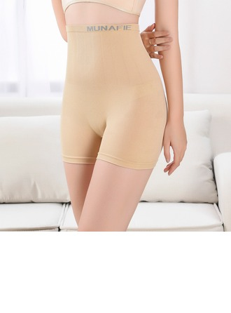 Women Classic Chinlon/Nylon Breathability/Butt Lift High Waist Panty Shapers Shapewear