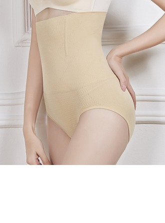 Women Elegant/Charming Chinlon/Nylon Breathability/Butt Lift High Waist Panty Shapers Shapewear