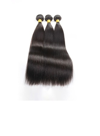 5A Non remy Straight Human Hair Human Hair Weave (Sold in a single piece) 100g