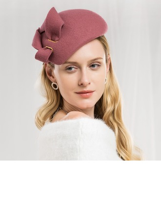 Ladies' Special/Glamourous/Simple/Exquisite/High Quality/Romantic/Vintage/Artistic Wool Beret Hat