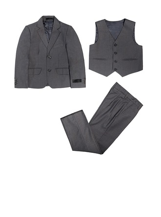 Formele 3 Pc Page Boy Suit (80% Polyester+20% Viscose)