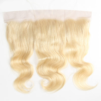 "13""*4"" 4A Non remy Body Human Hair Closure (Sold in a single piece) 70g"