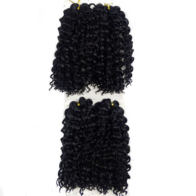 Afro Kinky Braids Synthetic Hair Braids (Set of 4) 220g