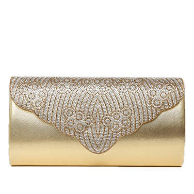 Elegant/Unique PU Clutches/Evening Bags