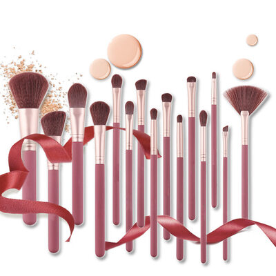 Bruidsmeisje Gifts - Dromerige Rayon Make-up Kwastensets (Set van 15)