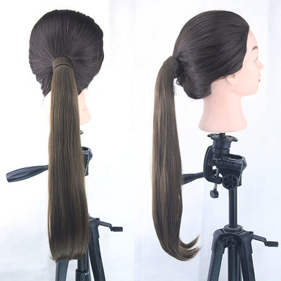 Straight Synthetic Hair Ponytails (Sold in a single piece) 90g
