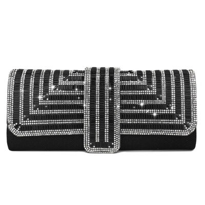 Gorgeous/Unique/Fashionable/Shining Crystal/ Rhinestone Clutches/Evening Bags