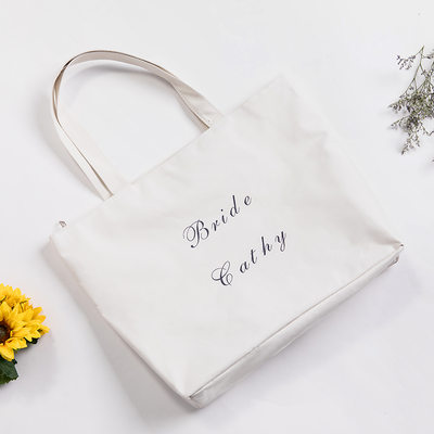 Bride Gifts - Personalized Attractive Special Canvas Tote Bag