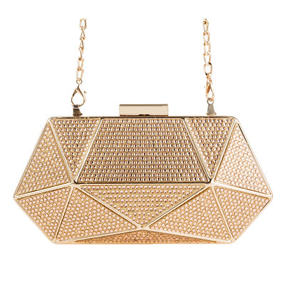 Elegant/Charming/Fashionable Metal Clutches/Satchel/Evening Bags