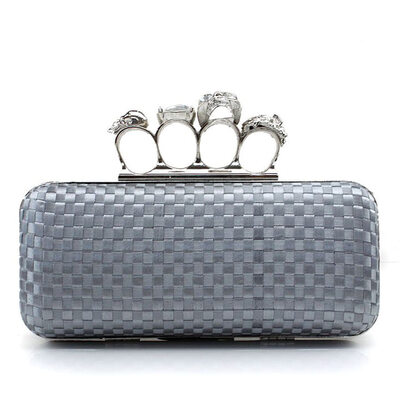Elegant Satin Clutches/Evening Bags
