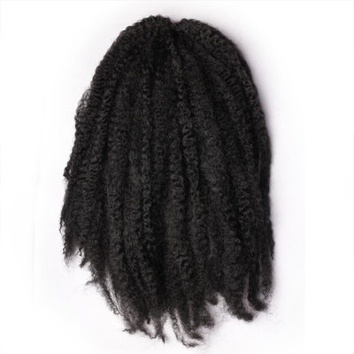 Afro Kinky Braids Synthetic Hair Braids 30strands per pack 100g