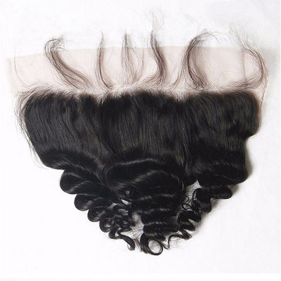 "13""*4"" 4A Non remy Loose Human Hair Closure (Sold in a single piece) 70g"