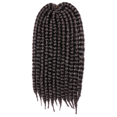 Dread Locks / Faux Locs Synthetisches Haar Zöpfe 30 Stränge pro Packung 80g