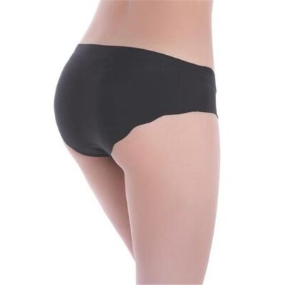 Simple And Elegant Chinlon Panties