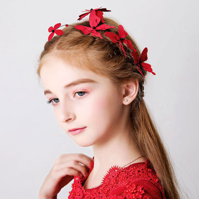 With Butterfly Hairpins (Set of 3)