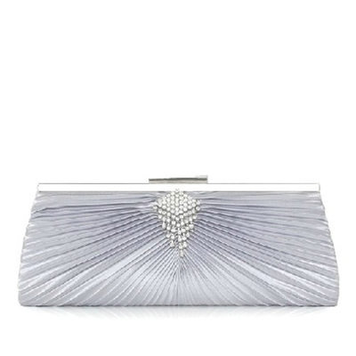 Fashionable Satin Clutches