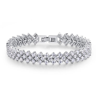 Tennis Bridal Bracelets - Valentines Gifts For Her