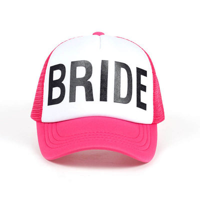 Bride Presenter - Splice Color Attraktiv Polyester Bbomull Basebollkeps