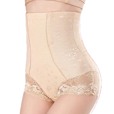 Women Sexy/Classic Polyester/Lace Breathability Panties Shapewear