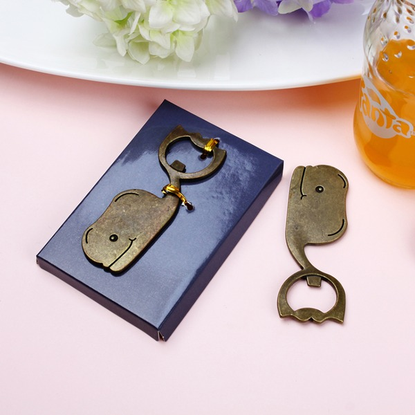 Zinc Alloy Bottle Openers (Set of 4)