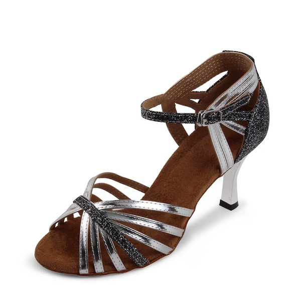 Women's Leatherette Latin Dance Shoes