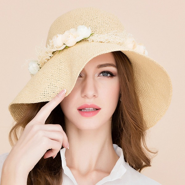 Ladies' Elegant/Simple/Nice Raffia Straw Hats