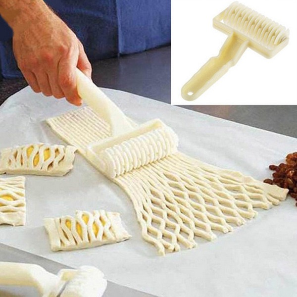 Baking tool mold, plastic netting knife (Set of 2)
